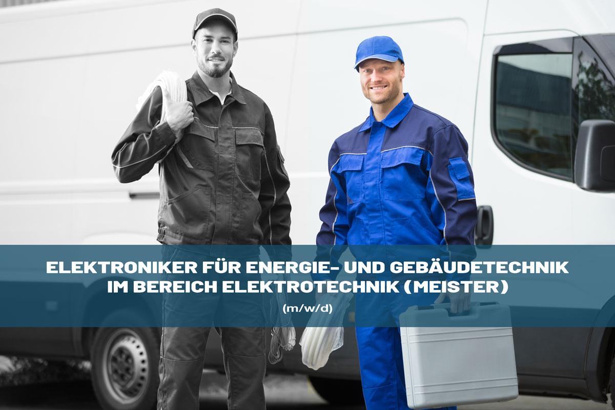 Elektroniker für Energie- und Gebäudetechnik